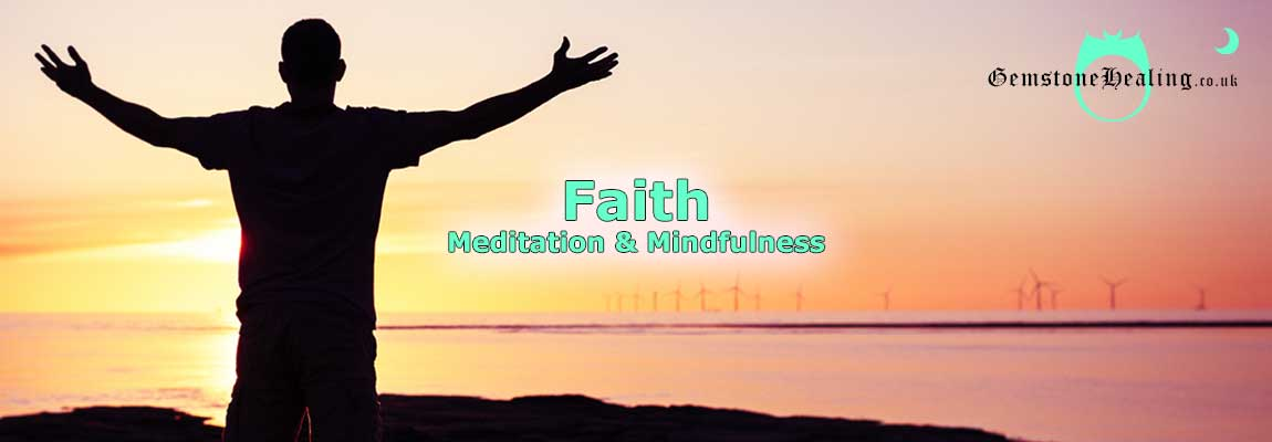 Faith and meditation