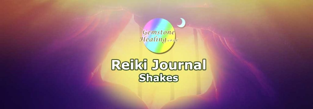 Amanda's Reiki Journal