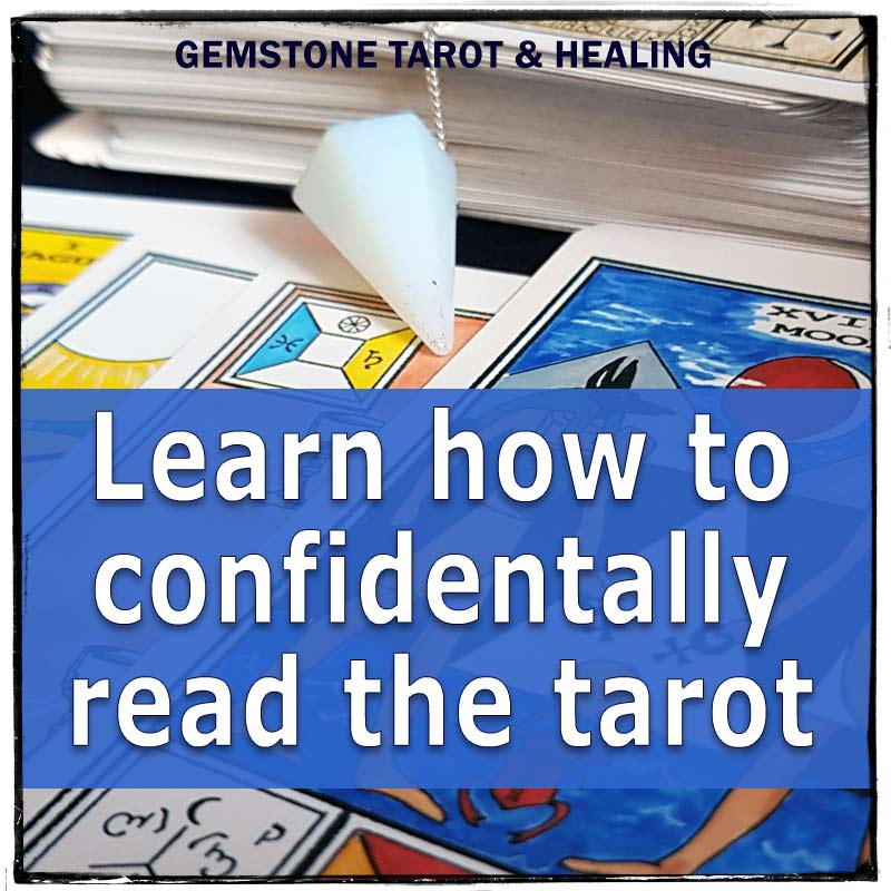 Learn how to confidently read the tarot with Amanda and Mark from Liverpool