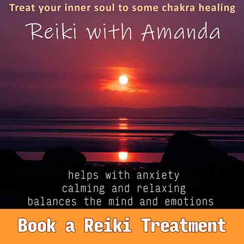 Reiki with Amanda from Gemstone Healing in Liverpool
