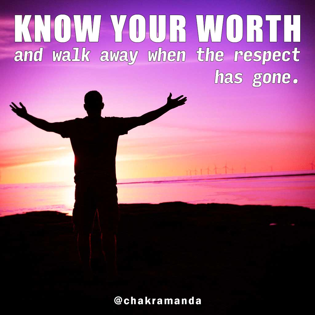 Self-Worth Inspirational Quote